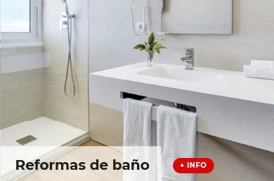 reformas de baño ver más
